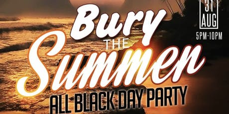 Bury the Summer tickets