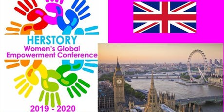 HerStory Women's Global Empowerment Conference  - London, UK tickets