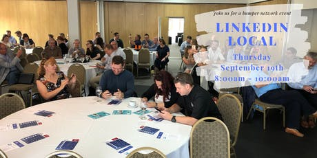 LinkedIn Local Plymouth (Networking for everyone) tickets