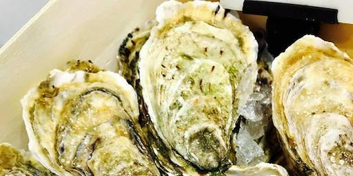 Oyster Masterclass with Sankey's