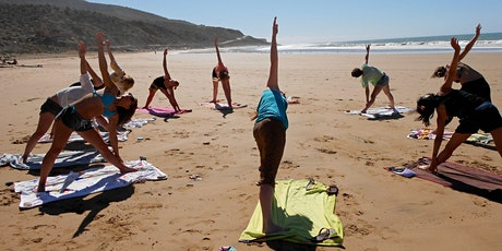 Morocco surf yoga retreat billets