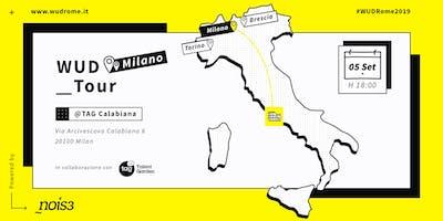 WUD Tour Milano