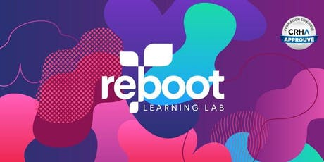 ReBoot Learning Lab 2019 - 2 days tickets