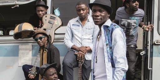 Mokoomba Unplugged @ Vits