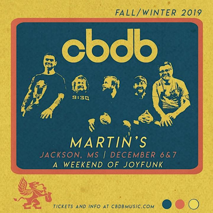 CBDB ( A Weekend of Joyfunk) Night 2 image