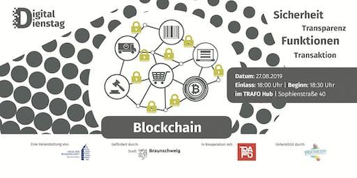 Digital Dienstag Blockchain