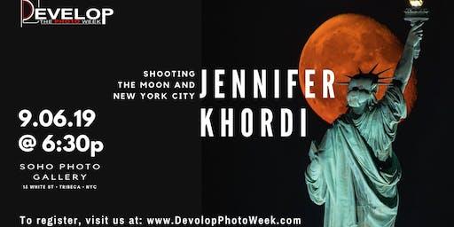 Shooting the Moon & New York City with Jennifer Khordi