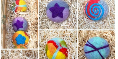 Felted Soap - Eco friendly soap solution