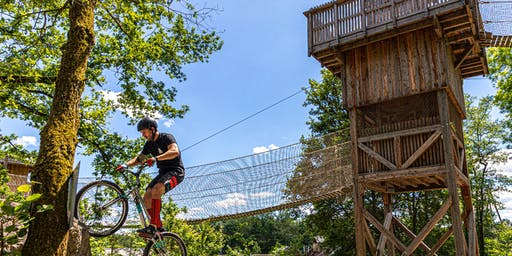 ADVENTURE VALLEY BIKETRIAL CONTEST 7-8 SEPTEMBER 2019                         (free entrance for spectators) )