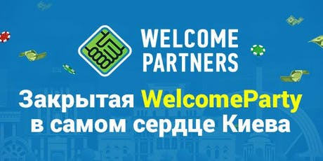 Welcome Party - главная affiliate-тусовка осени! tickets