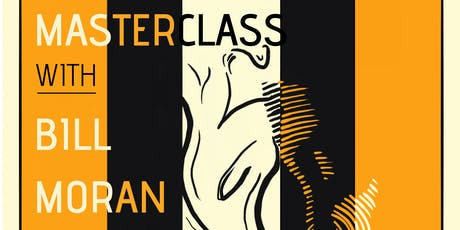 Poetry Masterclass with Bill Moran tickets