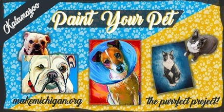 Paint Your Pet - Kalamazoo tickets
