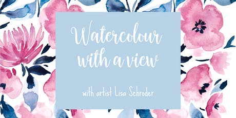 Watercolour with a view tickets