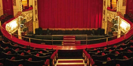 Lancaster Grand Theatre Paranormal investigation