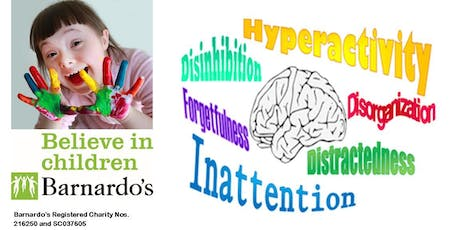 "WESAIL ""Introduction to Attention Deficit Hyperactivity Disorder (ADHD)"" workshop - CASTLEFORD tickets"