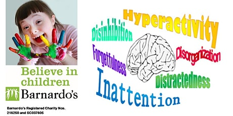 """WESAIL """"Introduction to Attention Deficit Hyperactivity Disorder (ADHD)"""" workshop - CASTLEFORD tickets"""