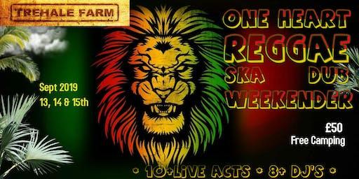 One Heart, Reggae, Ska, Dub Weekender