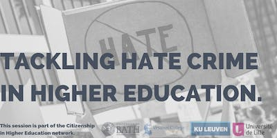 Tackling Hate Crime in Higher Education