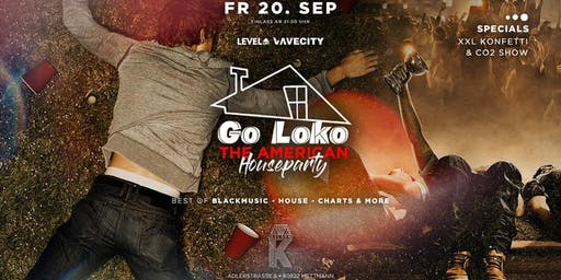 Go Loko! The American Houseparty
