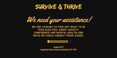 Survive & Thrive - Awareness Conversations