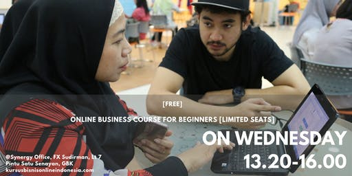 [FREE] Online Business Course for Beginners [Limited Seats]