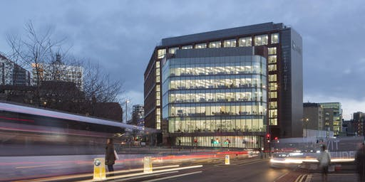 RIBA Yorkshire Great British Buildings Talks and Tours: Merrion House