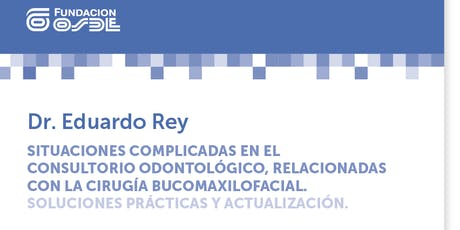 JORNADA DE CAPACITACIÓN DR. EDUARDO REY biglietti