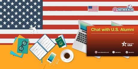 Chat with U.S. Alumni tickets