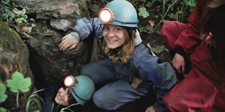 Caving from YHA Castleton - National GetOutside Day tickets