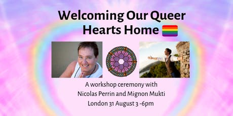 Welcoming Our Queer Hearts Home  tickets