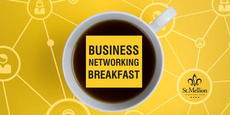 The Big Business Networking Breakfast tickets