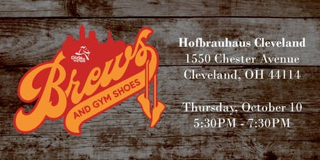 Brews & Gyms Shoes tickets
