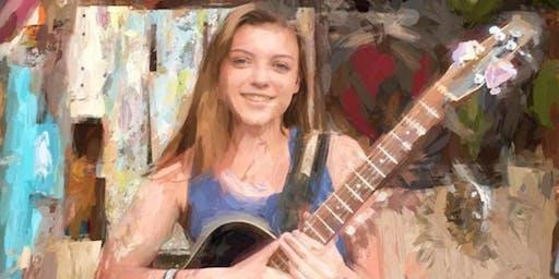 Music & Coffee - Savannah Adkins