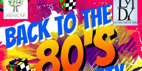 Back To The 80's Party tickets