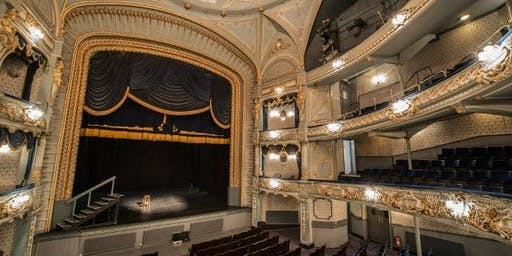 Heritage Open Days - Tyne Theatre & Opera House Guided Tours