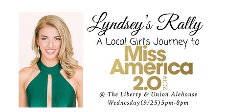 Rally for Lyndsey - A Local Girl's Journey to Miss America tickets