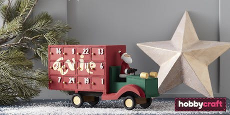12 Makes of Christmas- Advent Truck  tickets