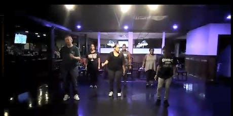 Back2Basics (4 week session) ~ Adult Urban/Soul Line Dancing Class  tickets