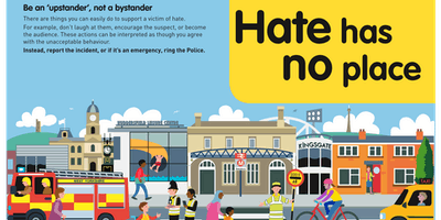 Briefing to Raise Awareness around Hate Crime
