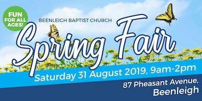 Beenleigh Baptist Spring Fair