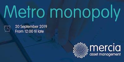 Metro Monopoly