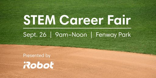 STEM Career Fair at Fenway Park