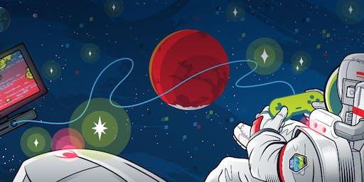 Indie Galactic Space Jam 2019