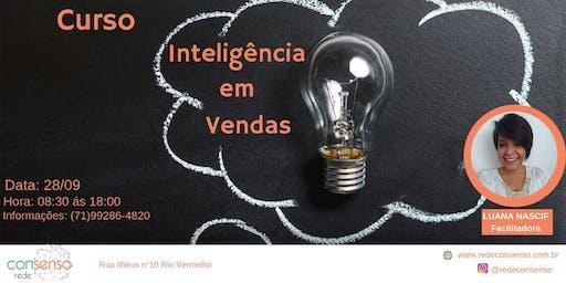Curso Inteligência em vendas
