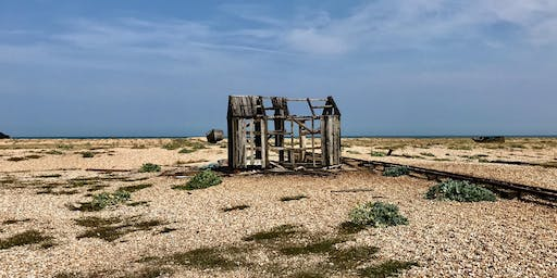 Writing the land: Dungeness