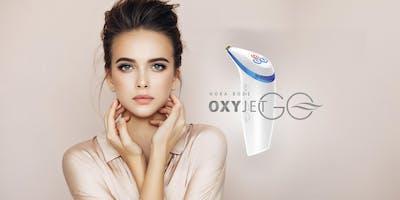 OXYjet GO Launch  PLUS Oxygen Therapy, Skincare & Anti-aging Masterclass