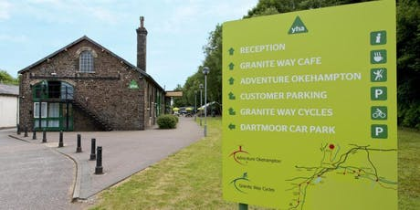 Self led Cycle tour along the Granite way from YHA Okehampton tickets