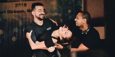 Brazilian Zouk Leader's & Follower's Technique w/ Alisson Sandi