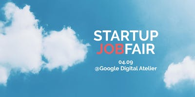 Startup Jobfair // September 2019