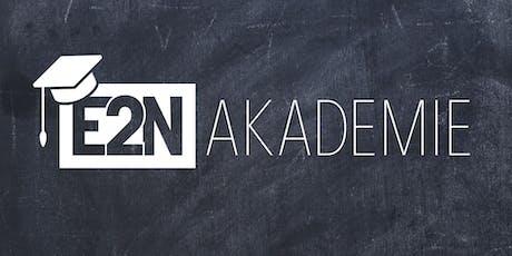 E2N Akademie 30.09.2019 Tickets
